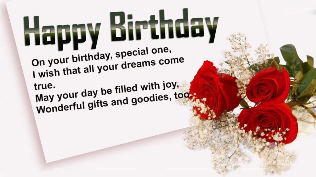 The Best Birthday Wishes Quotes